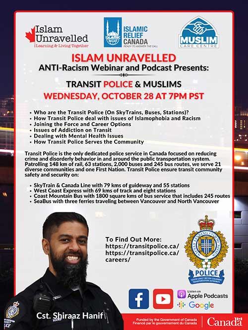 1 Islam Unravelled Anti Racism Webinar 1
