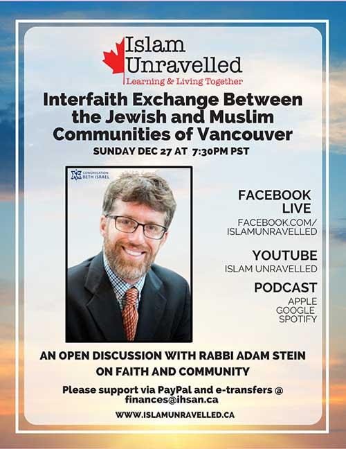 Interfaith Exchange between Muslim and Jewish Communities